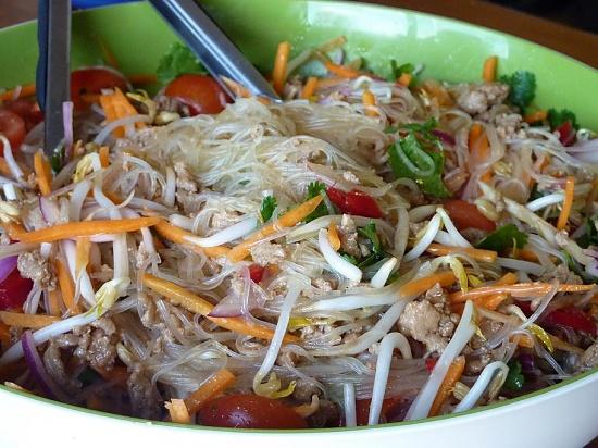 noodle thai noodle chicken salad thai peanut chicken noodle thai ...