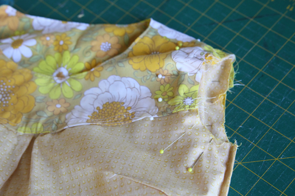 Sleeves-pinned