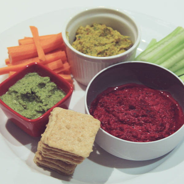 homemade dip recipes