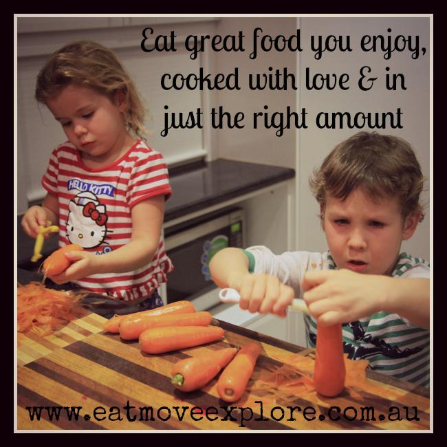 My Food Mantra