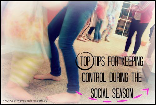 Keeping control